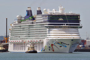 NCL profits soar as revenues rise