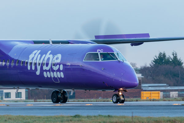 Court approval for Flybe takeover