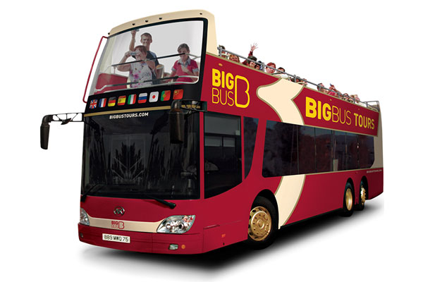 WTM 2016: Big Bus Tours targets growth through trade