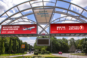 Turkish Airlines to switch Gatwick terminals
