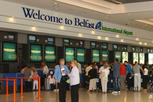Belfast airport bought by US firm