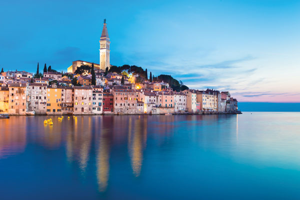 Image result for Rovinj, Istria 600 x 400