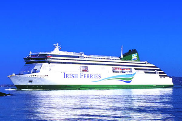 Brexit decline short-lived, says Irish Ferries parent