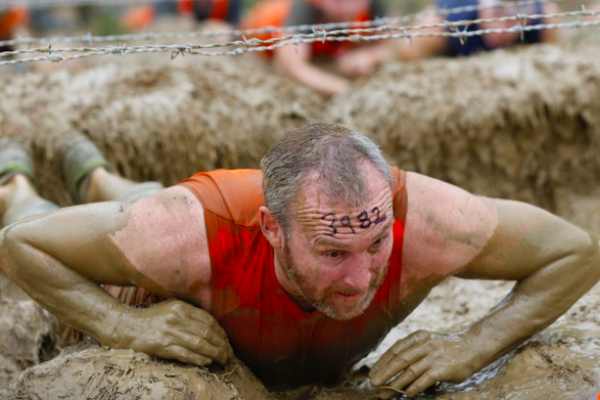 Specialist Leisure Group chief takes on Tough Mudder for charity