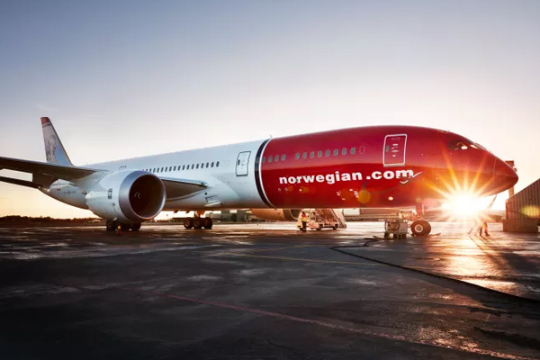 Norwegian boss has 'not considered' selling the airline