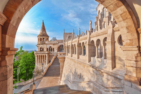 Win a trip to Budapest for two with Osprey Holidays!
