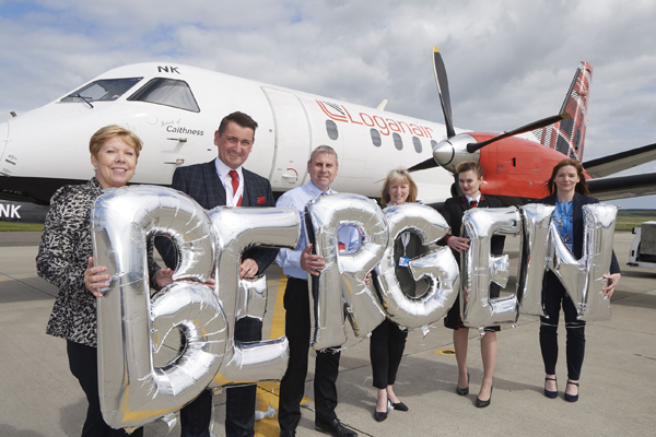 Loganair to operate Inverness-Bergen route