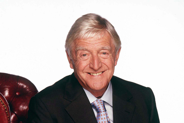 Sir Michael Parkinson to appear on Cunard ships
