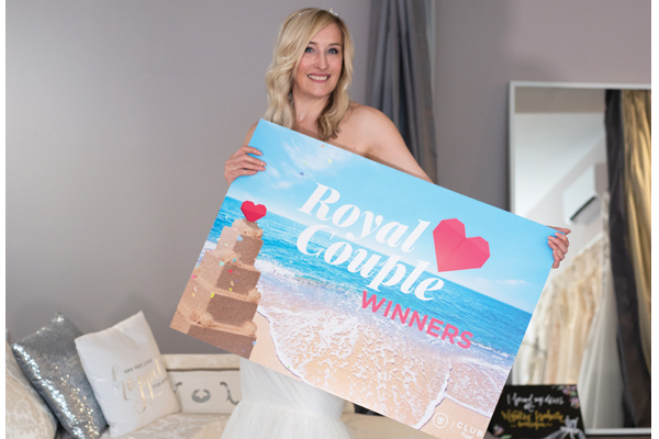 Spotlight: Royal Caribbean's 'Royal Couple' competition winners
