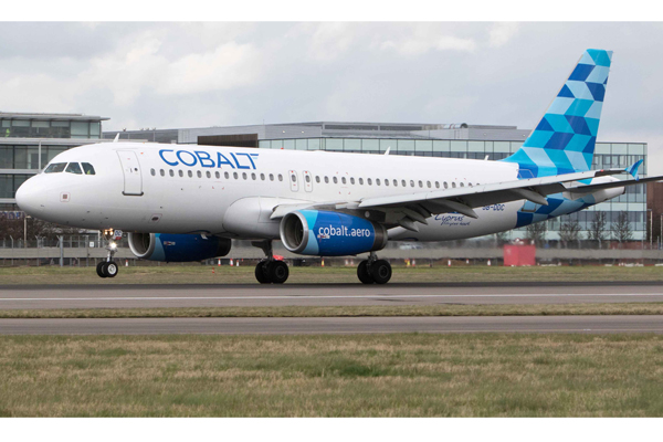 Cobalt Air offers 3% agent commission