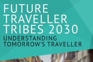 Future Foundation report defines six traveller tribes for 2030