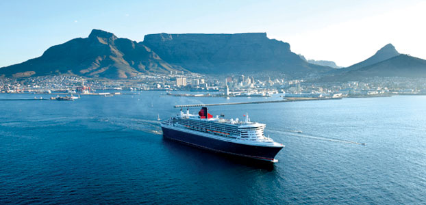Cruise: African arks