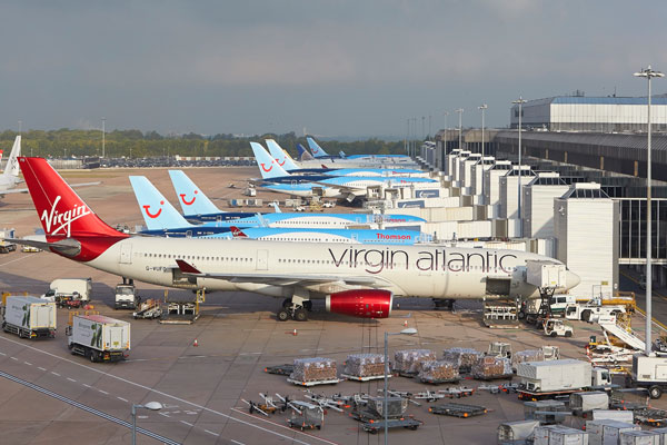 Manchester airport projects 22% passenger surge over festive period