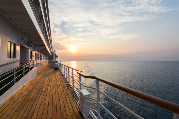 Cruise sector highlights new generation of eco-friendly ships after TV exposé