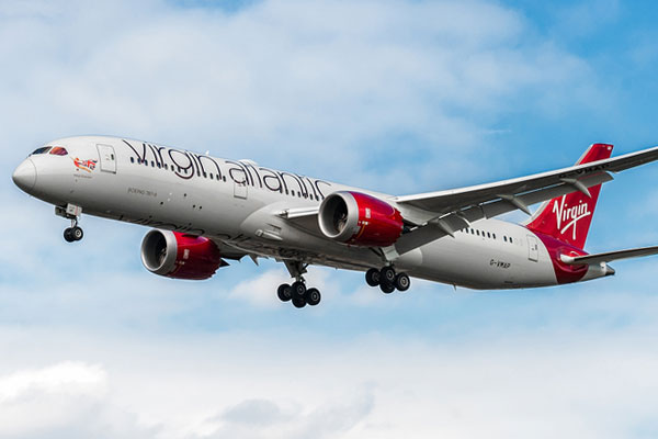 Fares slashed in Virgin Atlantic autumn sale