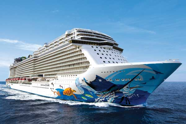 Norwegian Cruise Line launch special 'double savings sale'