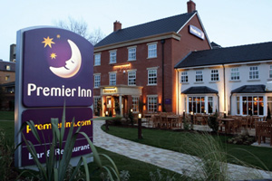 Premier Inn parent names new chief executive
