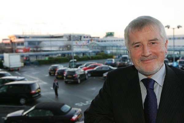 Declain Collier to leave role as London City Airport CEO