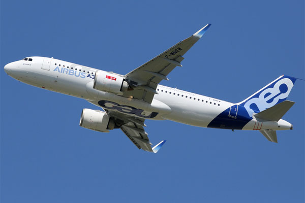 Airbus hit by shortages of engines for A320neo aircraft