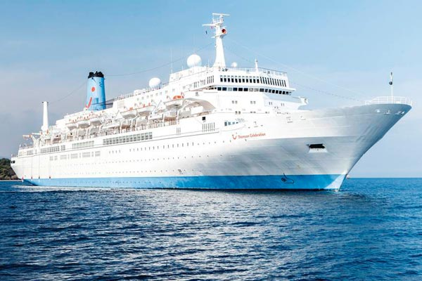 Thomson Cruises to sail ex-UK in 2017