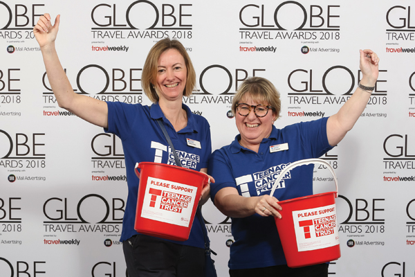 Travel Weekly sets £25,000 target for Teenage Cancer Trust
