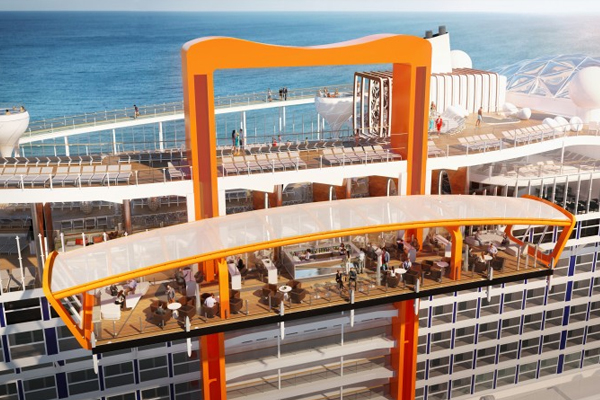 Celebrity Edge: Agents hail new ship as 'game changer'
