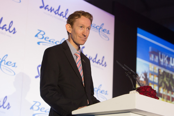 Sandals reports trade sales up 20% since creation of tour operator