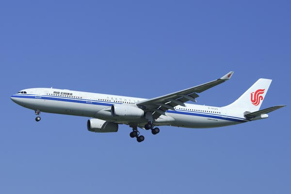Air China agrees deal for 12 A330s