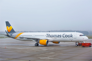 Thomas Cook plays down airline sell-off talk