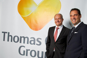 Thomas Cook appoints new UK boss