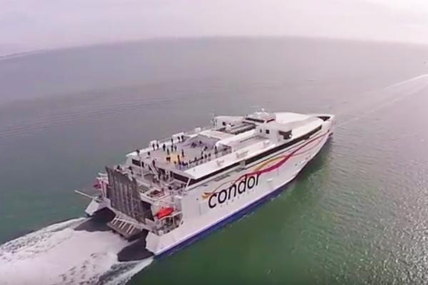 Condor Liberation sailings resume after weekend of disruption