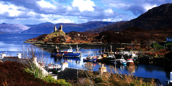Caledonian calendar: Use events to sell Scotland