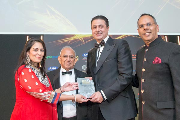 Southall Travel win 'Asian Business of the Year' award