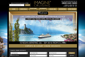 Imagine Cruising reports 40% growth in 2015