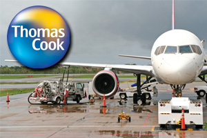 Thomas Cook takes on extra fuel as Spain strikes