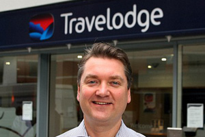 Travelodge chief step downs after a decade in the role