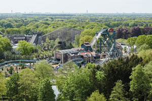 Efteling to open mine-themed Baron 1898 rollercoaster in July