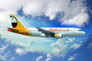 Fastjet resolves dispute with Fly450