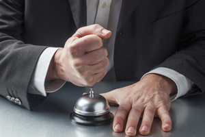 UK hotel staff perform poorly in 'friendliness' analysis