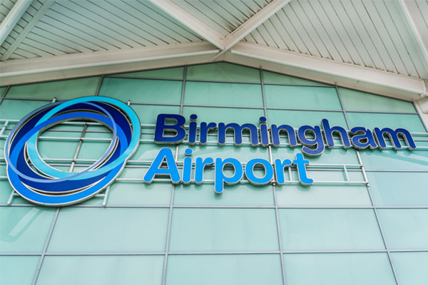 Passengers stranded after emergency landing closes Birmingham airport runway