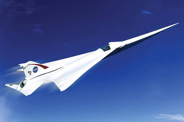 Lockheed Martin receives $20m from Nasa for 'new Concorde'
