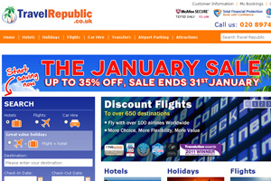 Travel Republic seeks Atol licence