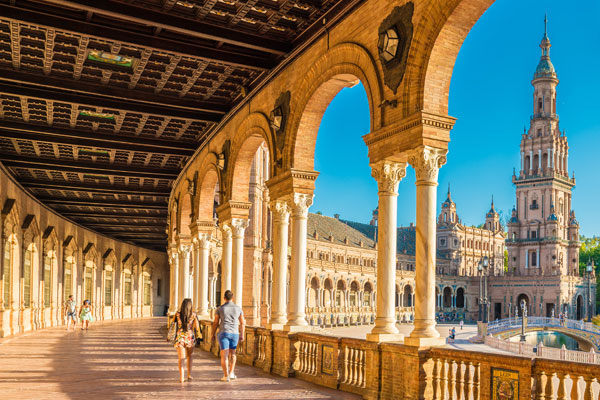 City-hopping in Andalusia, Spain