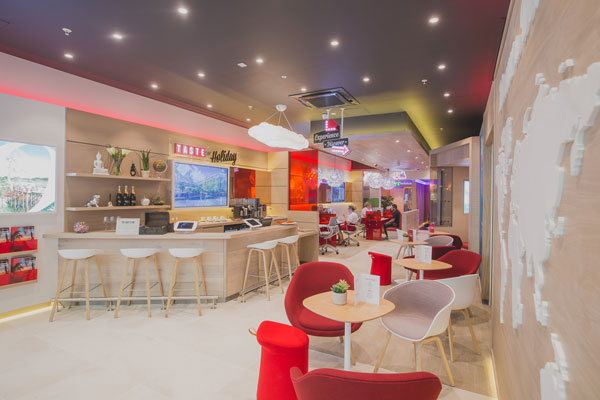 Virgin opens V Room store in Manchester's Trafford Centre