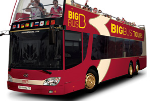 Big Bus owners seek £300 million sale