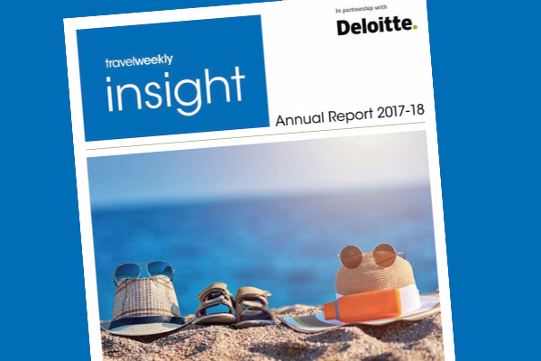 Travel Weekly Insight Report 2017/18