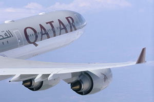 Qatar Airways to launch 787 from London in September