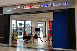 Sandals Resorts and Barrhead Travel join forces