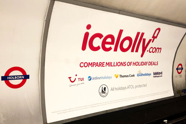Icelolly.com marketing push targets London and south-east