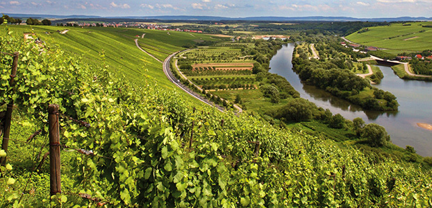 Germany: Valleys and wine